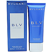 Bvlgari BLV Aftershave Balm 100ml For Men