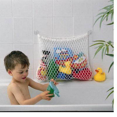 clippasafe bath toy bag buy clippasafe bath toy bag from our bathroom standing cabi s      rh   tesco