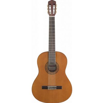 Stagg C547 Classical Guitar Spruce Top - Dark Natural - with 6 Months Free Online Lessons