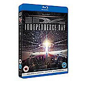 INDEPENDENCE DAY REMASTERED BD blu ray
