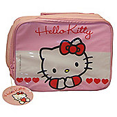 Hello Kitty Sweetheart Insulated Lunch Bag