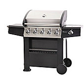 Lifestyle LFS683 Dominica 5 + 1 Burner Gas Barbeque With Side Burner