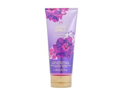 Victoria's Secret Love Spell Hand & Body Cream 200ml Tube For Her