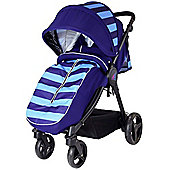 iSafe Sail Stroller (Navy)
