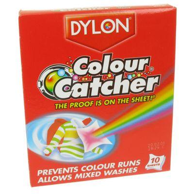 Dylon Colour Catcher Sheets X12