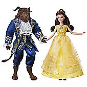 Disney Princess Beauty And The Beast Belle And Beast Doll
