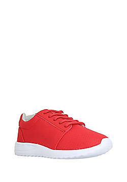 F&F Mesh Trainers - Red