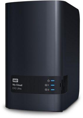 WD My Cloud EX2 Ultra 2-Bay 12TB(2x6TB WD RED) Nas Solution