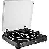 Audio Technica ATLP60BT Bluetooth Turntable (Black)