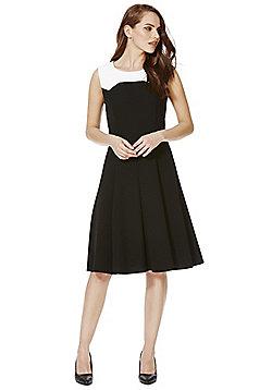 Roman Originals Fit and Flare Dress - Black