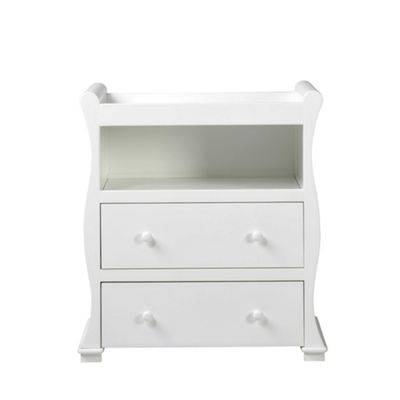East Coast Alaska Dresser - White