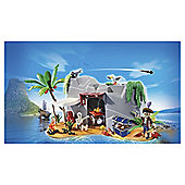 Playmobil 4797  Super 4 Pirate Cave Play Set