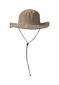 Mountain Warehouse Australian Wide Brim Hat - Beige