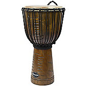 "World Rhythm 9"" Jammer Tribal Natural Djembe Drums"