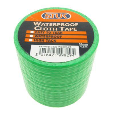 Waterproof Cloth Tape 50mm x 4.5m