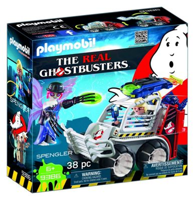 Playmobil 9386 Ghostbusters Cage Vehicle