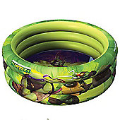 Teenage Mutant Ninja Turtles Inflatable Three Ring Paddling and Ball Pool