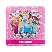 Disney Princesses Personalised Coaster