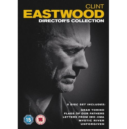 Clint Eastwood: The Director'S Collection (DVD Boxset)