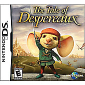 The Tale of Despereaux - NintendoDS