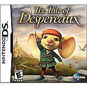 The Tale of Despereaux - NintendoDS