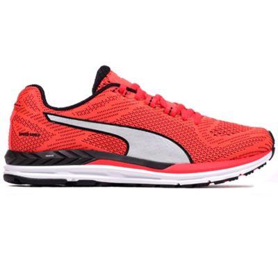 Puma Speed 600 S Ignite Mens Running Trainer Shoe Orange/ Red - UK 9