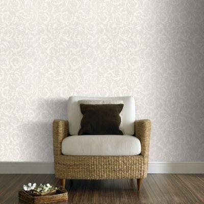 Superfresco Paintable Swirl Wallpaper