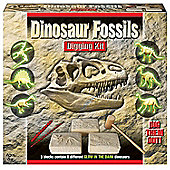 Dinosaur Fossil Digging Jurassic Excavation Kit