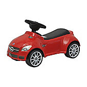Homcom Mercedes SLK 55 AMG Kids Push Along Ride On Toy (Red)