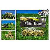 Round Bales - Pack of 4