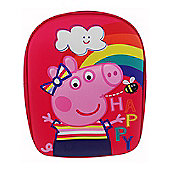 Peppa Pig 3D Pink Backpack
