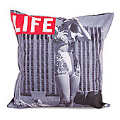 LIFE® Scatter Cushion - Bathing at Rockafeller