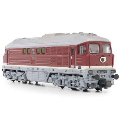 ARNOLD HN2299 Diesel Loco Class 131 020, DR, Ep. IV N Gauge