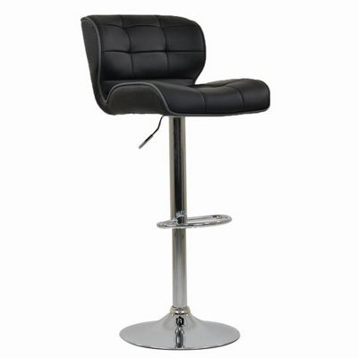 Belize Bar Stool Black