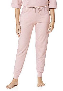 F&F Cuffed Lounge Pants - Pink