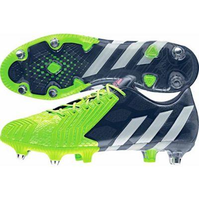 Adidas Predator Instinct Sg Football Boots 7 Blue