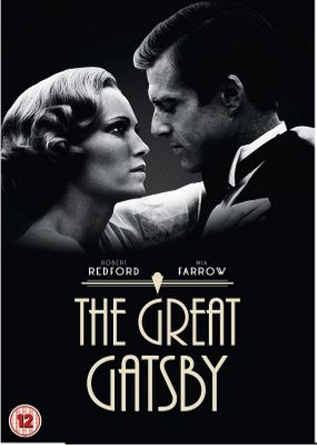 The Great Gatsby DVD - 2013 Re-Sleeve