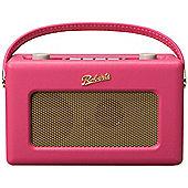 Roberts Revival RD60 DAB/FM Portable Radio (Fuschia Pink)