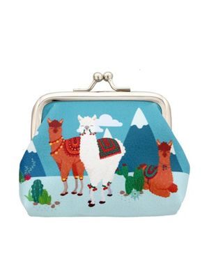 Alpaca the Herd Design Tic Tac Purse