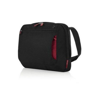 Belkin 10 to 12 inch Messenger Bag (Jet/Cabernet)