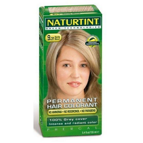 Naturtint 1-9.31 (Sandy Blonde) (170ml Liquid)