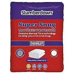 Slumberdown Super Snug Mattress Protector Single