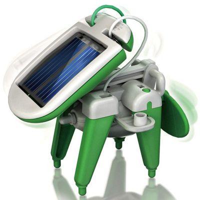 6 in 1 Solar Kit - DIY Solar Powered Toys