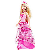 Barbie Princess Doll Fashion Gem