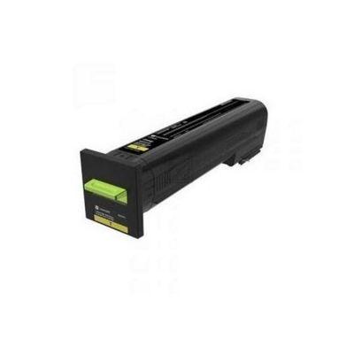 Lexmark 17K Yellow Return Program Toner Cartridge (CX820/825/860) 82K2HY0