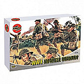 WWII Japanese Infantry (A01718) 1:72
