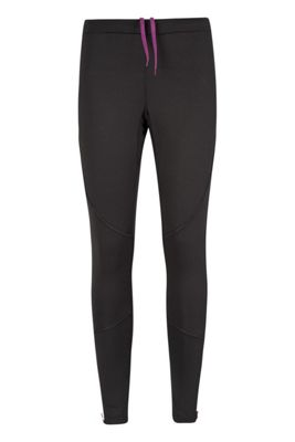 Mountain Warehouse Sprint Womens Full Length Tights ( Size: 6 )