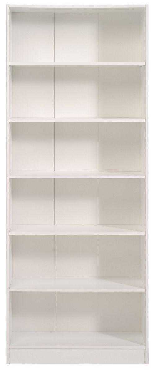 Parisot Besides Bookcase - Megeve White