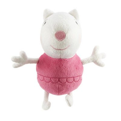 Peppa Pig Supersoft Holiday Suzy Soft Toy