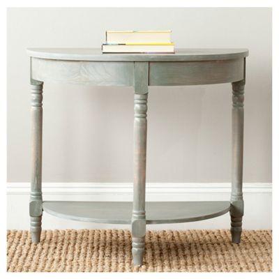 Safavieh Randell Console Table - Ash Grey